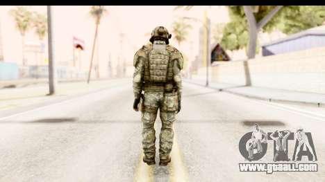 PLA American for GTA San Andreas third screenshot