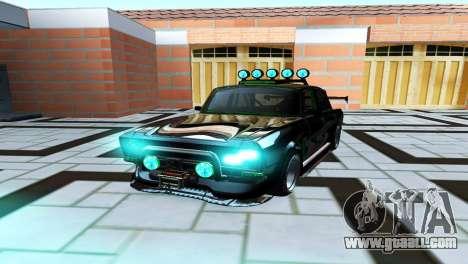 Moskvich 2140 Turbo Tuning for GTA San Andreas