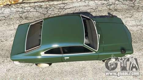 GTA 5 Mazda RX-3 1973 [add-on] back view