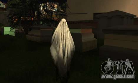 Transparent Ghost for GTA San Andreas forth screenshot