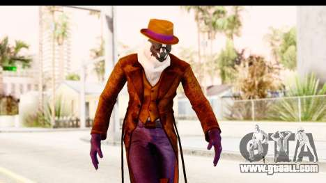 Watchman-Rorschach for GTA San Andreas