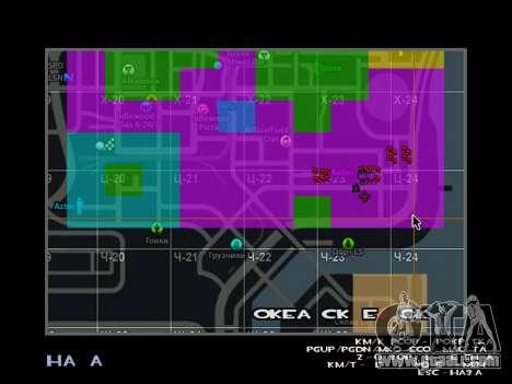 C-HUD BREZZ for GTA San Andreas second screenshot