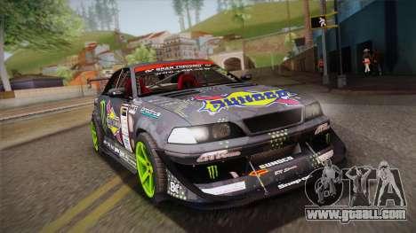D1GP Toyota Mark II Sunoco Monster for GTA San Andreas