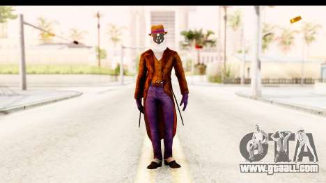 Watchman-Rorschach for GTA San Andreas second screenshot