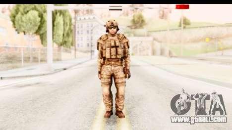 PLA American for GTA San Andreas second screenshot