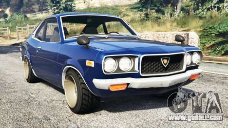 Mazda RX-3 1973 [replace] for GTA 5