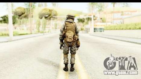 PLA Russian for GTA San Andreas third screenshot