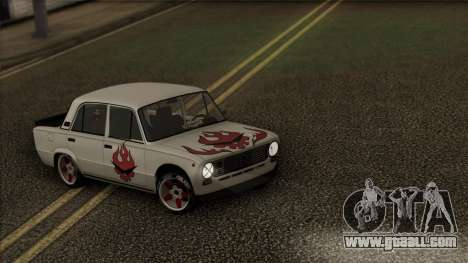 VAZ 2101 for GTA San Andreas upper view