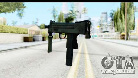 CS:GO - MAC-10 for GTA San Andreas second screenshot