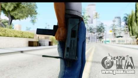 CS:GO - MAC-10 for GTA San Andreas third screenshot