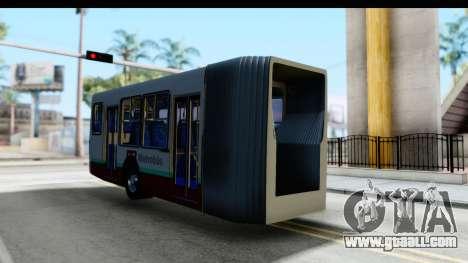 Metrobus de la Ciudad de Mexico Trailer for GTA San Andreas right view