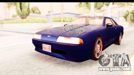 20egt Elegy for GTA San Andreas