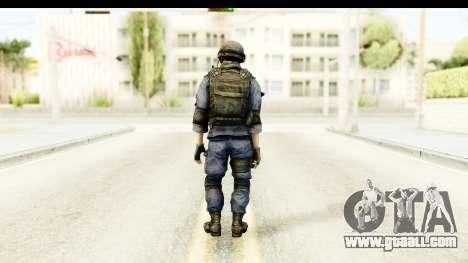 PLA Chinese for GTA San Andreas third screenshot