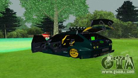VAZ 2114 DTM TURBO SPORTS 2 for GTA San Andreas right view