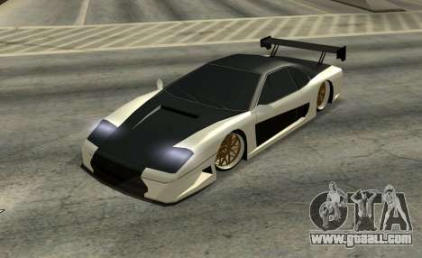 Turismo Major for GTA San Andreas