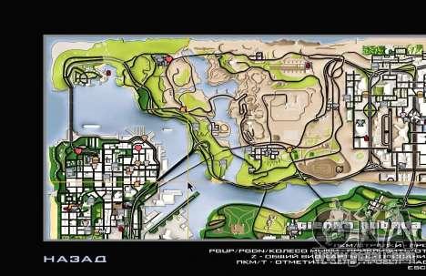 Remaster Map Full Version for GTA San Andreas fifth screenshot