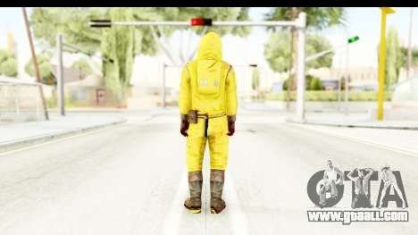 Zombie Radioactivo for GTA San Andreas third screenshot