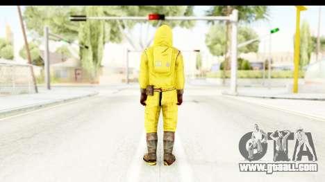 Zombie Radioactivo for GTA San Andreas third screenshot