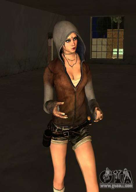 Kat from DMC for GTA San Andreas