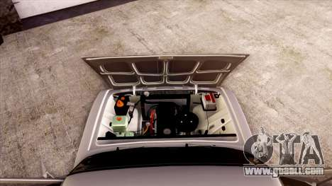 VAZ 2103 for GTA San Andreas bottom view