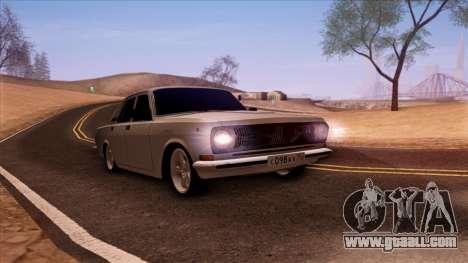 GAS 24 for GTA San Andreas