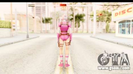 Marvel Future Fight - Gwenpool for GTA San Andreas third screenshot