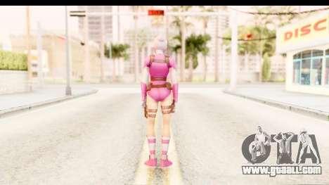 Marvel Future Fight - Gwenpool for GTA San Andreas third screenshot
