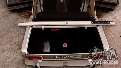 VAZ 2103 for GTA San Andreas engine