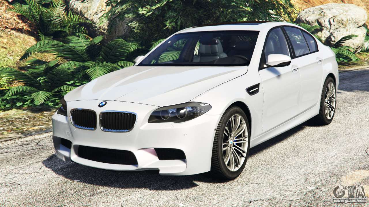 bmw m5 f10 2012 add on for gta 5. Black Bedroom Furniture Sets. Home Design Ideas