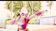 Marvel Future Fight - Gwenpool for GTA San Andreas