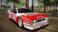 Lancia Rally 037 Stradale (SE037) 1982 IVF PJ2