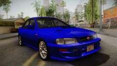 Subaru Impreza WRX STI GC8 1999 v1.0