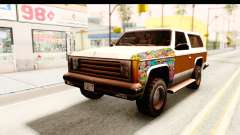 Rancher Sticker Bomb for GTA San Andreas