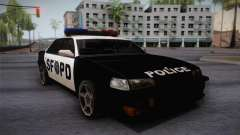 Sultan SFPD for GTA San Andreas