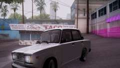 VAZ 2107 Tipo-stance for GTA San Andreas