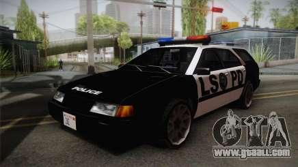 Stratum LSPD for GTA San Andreas