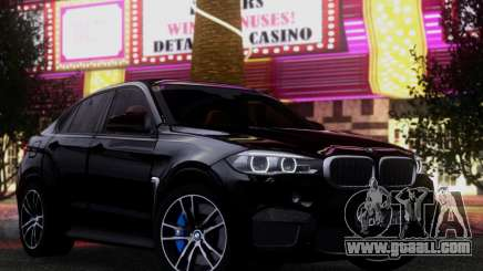 BMW X6M BULKIN ED. for GTA San Andreas