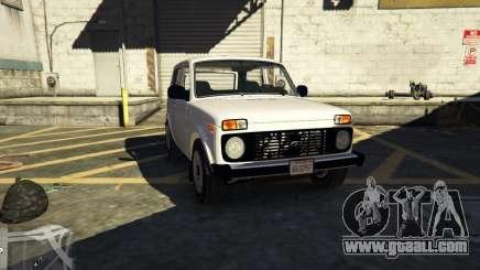 Lada Niva 21214 Final v1.3 for GTA 5