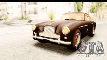 Aston Martin DB2 Mk II 39 1955 for GTA San Andreas