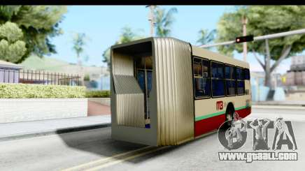 Metrobus de la Ciudad de Mexico Trailer for GTA San Andreas