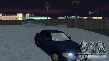 VAZ 2110 Beta Tuning for GTA San Andreas