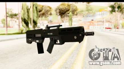 GTA 5 Vom Feuer Advanced Rifle for GTA San Andreas