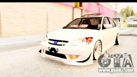 Honda Civic Vtec 2 Berkay Aksoy Tuning for GTA San Andreas
