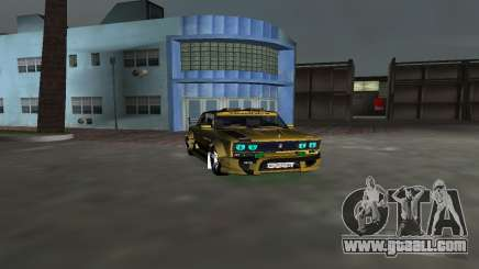 VAZ 2106 Fantasy Art Tunning for GTA Vice City