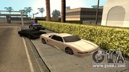 Cheetah Mod for GTA San Andreas