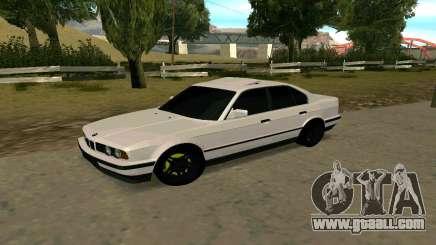 BMW 535i E34G for GTA San Andreas