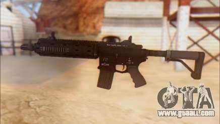 GTA 5 Vom Feuer Carbine Rifle for GTA San Andreas