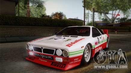 Lancia Rally 037 Stradale (SE037) 1982 IVF PJ1 for GTA San Andreas