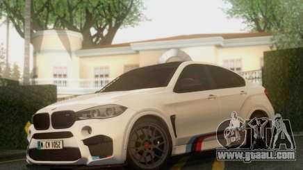 BMW X6M PML ED for GTA San Andreas