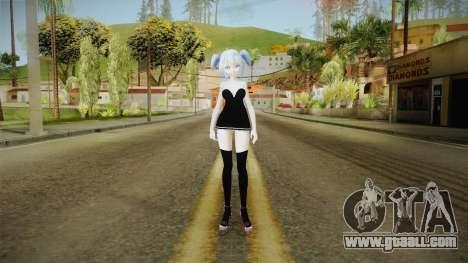 Short Dress Miku for GTA San Andreas